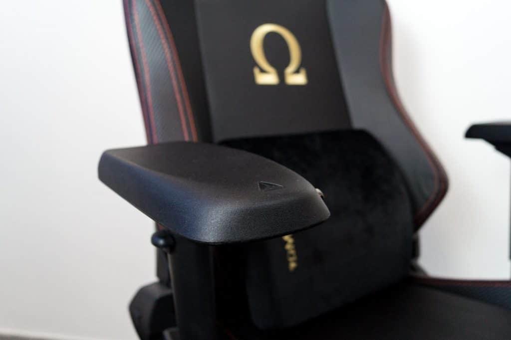 4D armrests photo