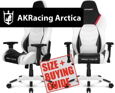 AKRacing Arctica Series Reviews