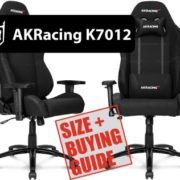 AKRacing K7012 Series Review