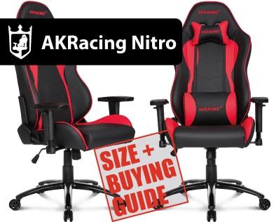 AKRacing Nitro Series Review