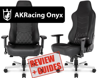 Akracing Onyx Series Review Size Amp Buying Guide