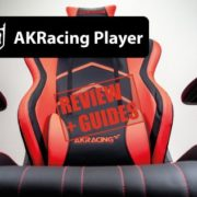 AKRacing Player Series Review