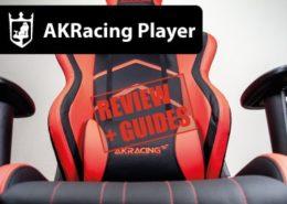 AKRacing Player Series Review