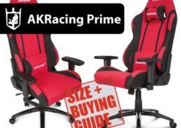 AKRacing Prime Series Review