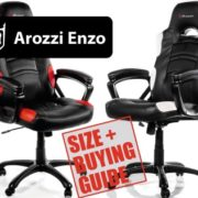 Arozzi Enzo Gaming Chair Review