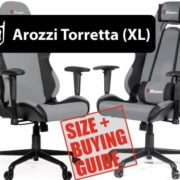 Arozzi Torretta XL Review