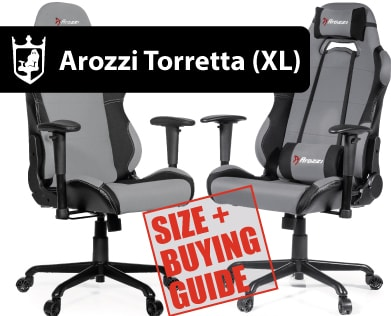 Arozzi Torretta XL Review