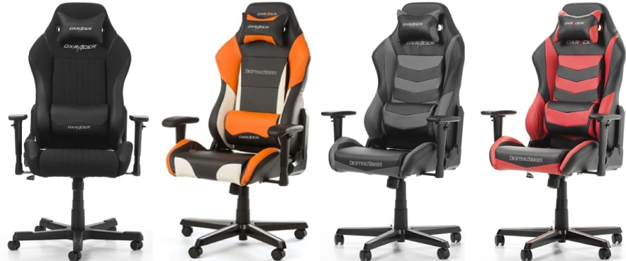 Colour variants of the Drifting chair.