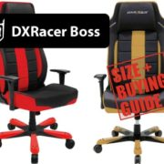 DXRacer Boss Series Review