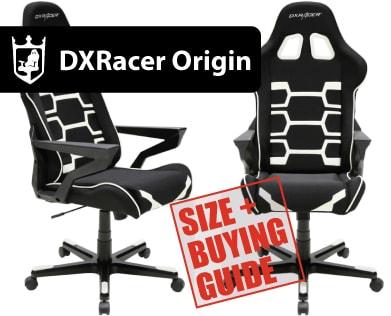 Dxracer Origin Series Size Amp Buying Guide On Goturback Uk