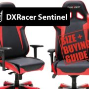 DXRacer Sentinel Series Review