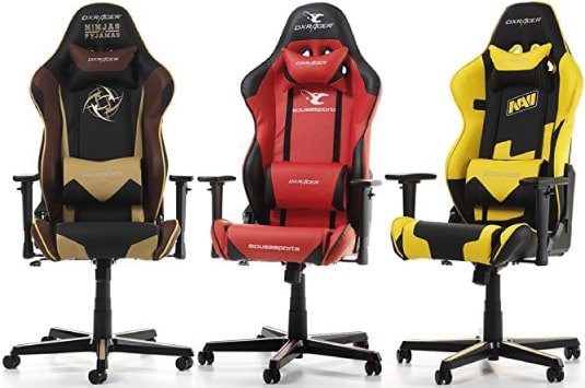 DXRacer Gaming Seats ▷ Reviews, Videos, Size & Buying Guides