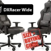 DXRacer Wide Series Review