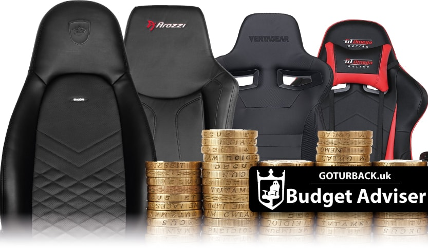 Budget Adviser: Good office gaming chairs for PC, PS4, Xbox 360 and one.