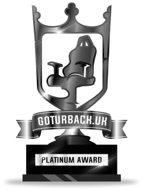 Goturback.uk Platinum Award