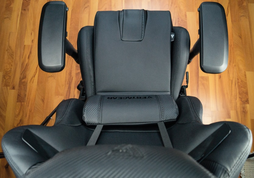 neck and lumbar support cushions of the sl4000