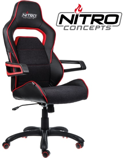 Nitro Concepts E220 Evo review, size and buying guide.