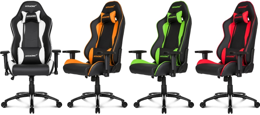 Available colour variants you can buy in white, green, orange and red