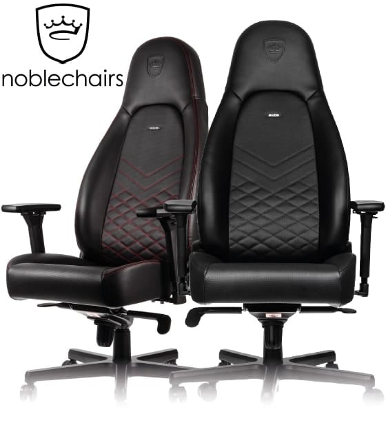 noblechairs ICON Series Review, Size and Buying Guide