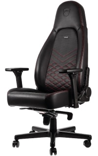 noblechairs ICON Series Gaming Chair black red
