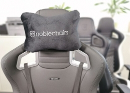 noblechairs black edition test