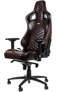 noblechairs EPIC Series Gaming Chair brown black