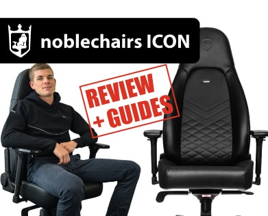 Noblechairs Icon Series Review Size Amp Buying Guide