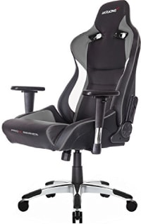 The XL chair ProX in white, black and grey