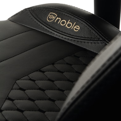 Seating surface with noble patch