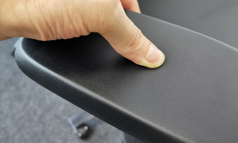 Softtouch pas 4D armrest