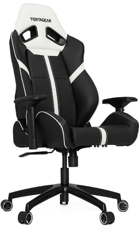 Tested Vertagear chair of the P-Line in white and black