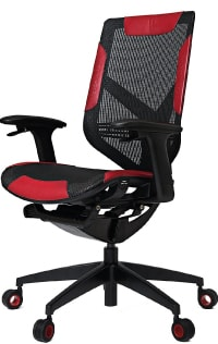 Triigger 275 in black and red