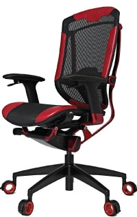 Triigger 350SE in black and red