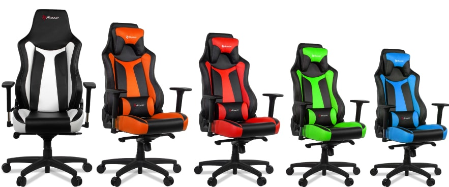 Colour variants of the Vernazza chair.