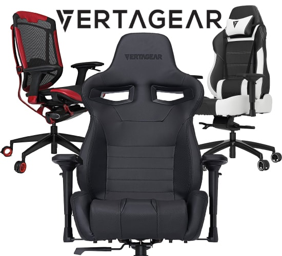 Vertagear gaming chair reviews, size and buying guides
