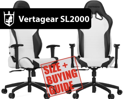 Vertagear Sl2000 Series Size Amp Buying Guide On Goturback Uk