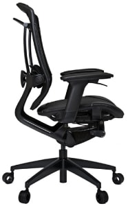 vertagear triigger 350 at an angle